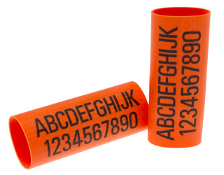 PVC Cable Markers
