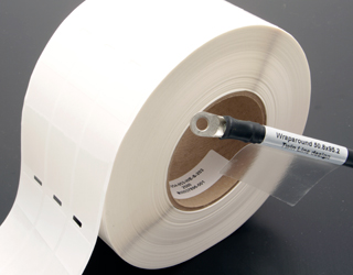 Itag Thermal Transfer Printable Self Laminating Label